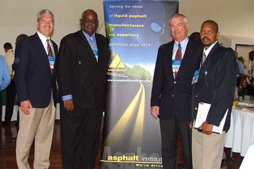 Asphalt Institute provides training at 3rd Caribbean Asphalt Conference