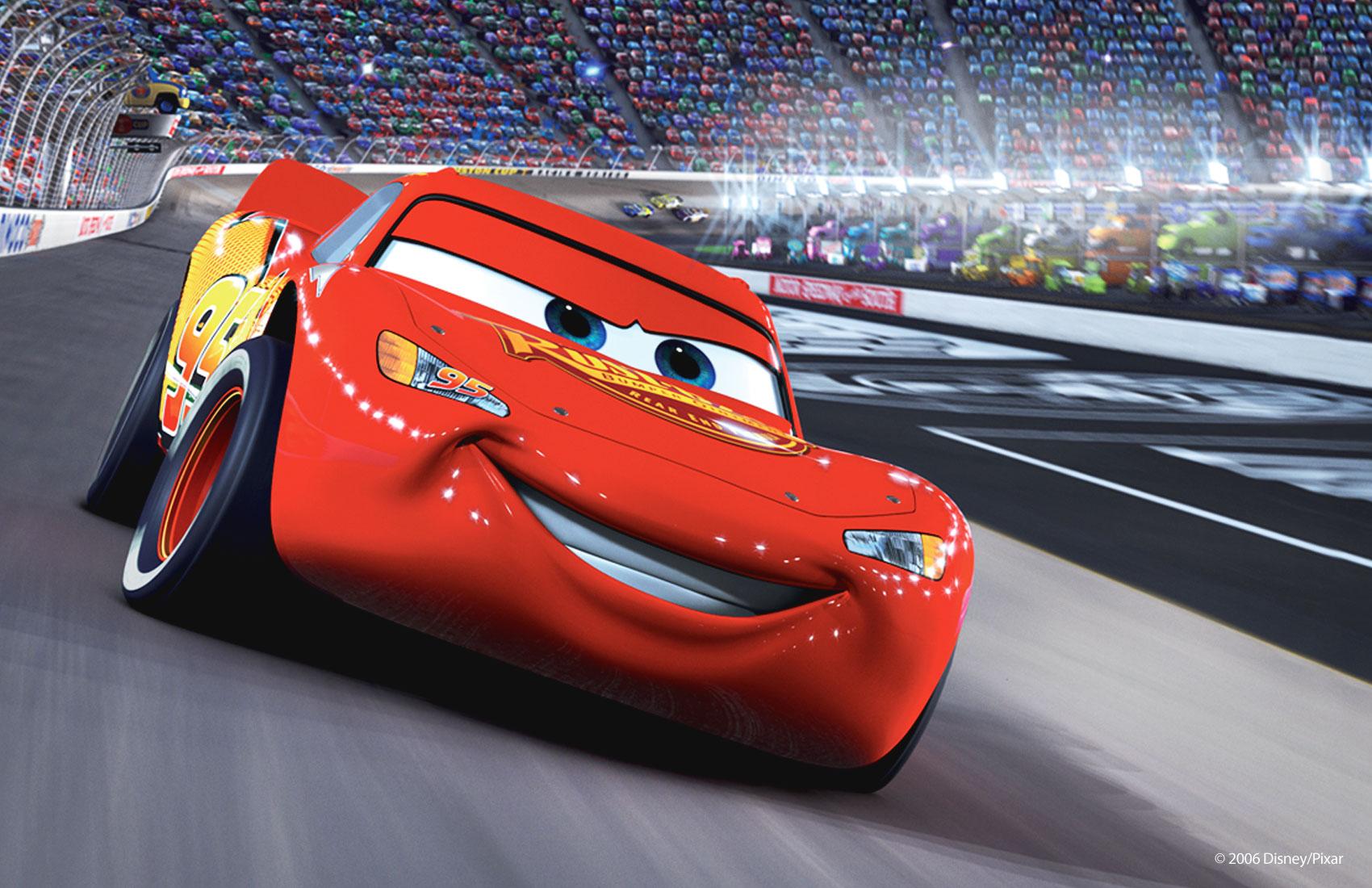 Learn About Roads Asphalt In Disney Pixar S Cars